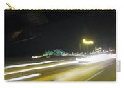 Lightwriting Tappan Zee Bridge Carry-all Pouch