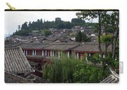 Lijiang Rooftops Carry-all Pouch