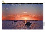 Like A Painted Sky Carry-all Pouch