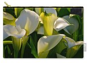 Lilies Of The Nile Carry-all Pouch