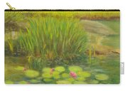 Lilies On The Pond Carry-all Pouch