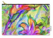 Lilies Transformed Carry-all Pouch