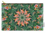 Lilly In Abstract Carry-all Pouch