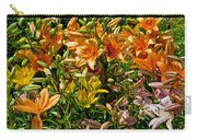 Lily Garden Bouquet  Carry-all Pouch