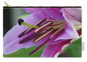 Lily In Full Bloom Carry-all Pouch
