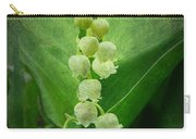 Lily Of The Valley - Convallaria Majalis Carry-all Pouch