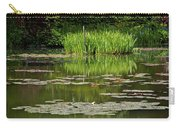 Lily Pads At Giverney Carry-all Pouch