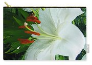Lily Thuya Garden Me Carry-all Pouch