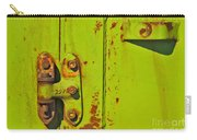 Lime Hinge Carry-all Pouch