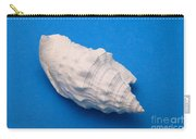 Lime Made From A Seashell Carry-all Pouch by Ted Kinsman