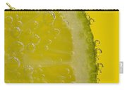 Lime Slice Soda 2 Carry-all Pouch