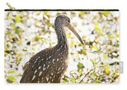 Limpkin Luster Carry-all Pouch