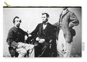 Lincoln & Secretaries, Carry-all Pouch