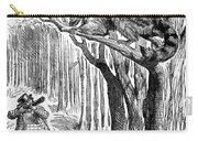 Lincoln Cartoon, 1862 Carry-all Pouch