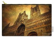 Lincoln Cathedral Carry-all Pouch