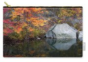 Lincoln Woods Autumn Boulders Carry-all Pouch