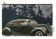 Lincoln Zephyr 1936 Carry-all Pouch