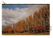Line Of Trees Carry-all Pouch