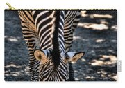 Lines             Zebra Carry-all Pouch
