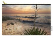 Linger By The Sea Carry-all Pouch
