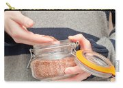 Linseed Carry-all Pouch