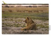 Lion Lazy Carry-all Pouch