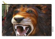 Lion Merry Go Round Animal Carry-all Pouch