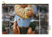 Lion Of Beer Carry-all Pouch