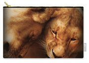 Lioness Love Carry-all Pouch