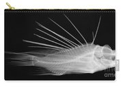 Lionfish X-ray Carry-all Pouch