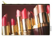Lipstick Tubes Carry-all Pouch