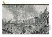 Lisbon Tsunami, 1755 Carry-all Pouch