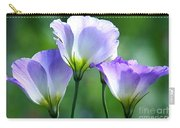 Lisianthus Number 5 Carry-all Pouch