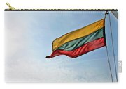 Lithuanian Tricolor Carry-all Pouch
