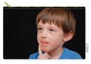 Little Boy Carry-all Pouch