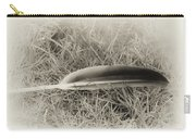 Little Feather Carry-all Pouch