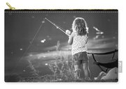 Little Fishing Girl Carry-all Pouch