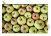 Little Green Apples Carry-all Pouch