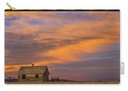 Little House On The Colorado Prairie 2 Carry-all Pouch by James BO  Insogna