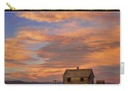Little House On The Colorado Prairie Carry-all Pouch
