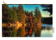 Little Mellon Lake One Carry-all Pouch