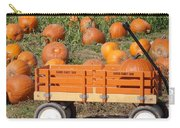 Little Orange Wagon Carry-all Pouch