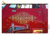 Little Red Exprees Door Hdr Carry-all Pouch