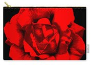 Little Red Flower ... Carry-all Pouch