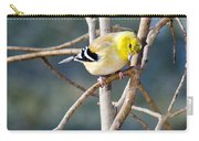 Little Yellow Bird Yellow Finch Carry-all Pouch