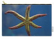 Live Starfish Carry-all Pouch