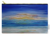 Lively Seascape Carry-all Pouch