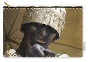 Living Statue Carry-all Pouch