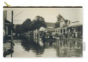 Livingston Manor - 1938 Flood Carry-all Pouch