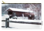 Livingston Manor Covered Bridge Carry-all Pouch